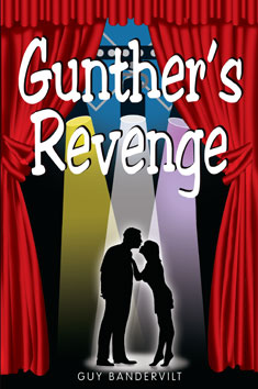 cover of gunthers revenge by guy bandervilt