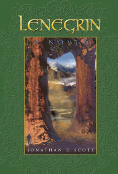 cover of lenegrin by jonathan d scott